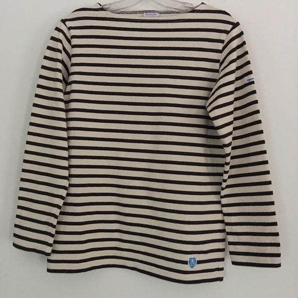 orcival breton shirt